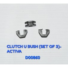 CLUTCH U BUSH(SET OF 3)-ACTIVA -D00860
